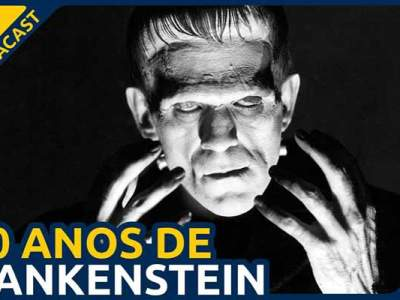 O livro Frankenstein no FormigaCast.