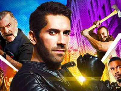 Scott Adkins encarna personagem de Pat Mills na adaptação de Accident Man