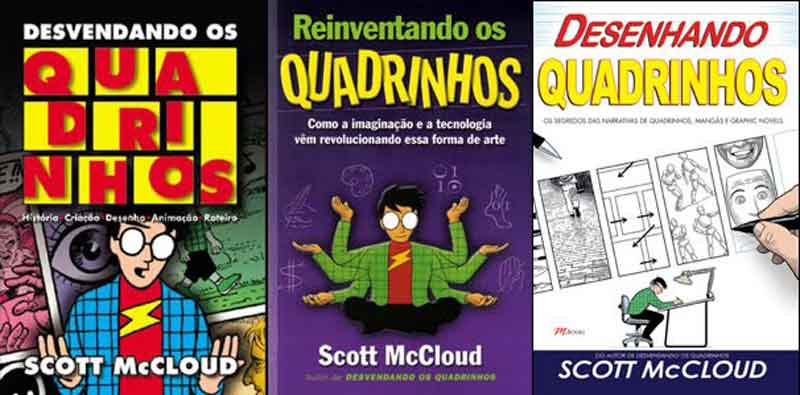 Scott McCloud em palestra no TED Talks