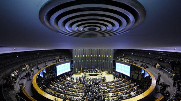 Câmara dos Deputados (Crédito: Câmara dos Deputados)