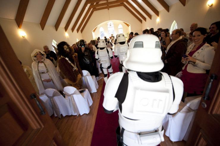 Casamento estilo Star Wars 03