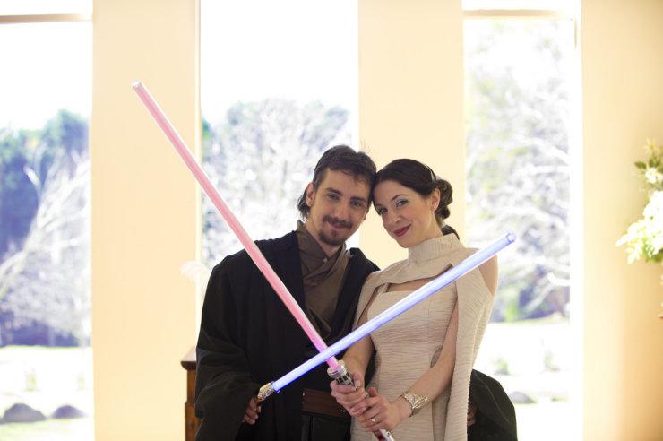 Casamento estilo Star Wars 08