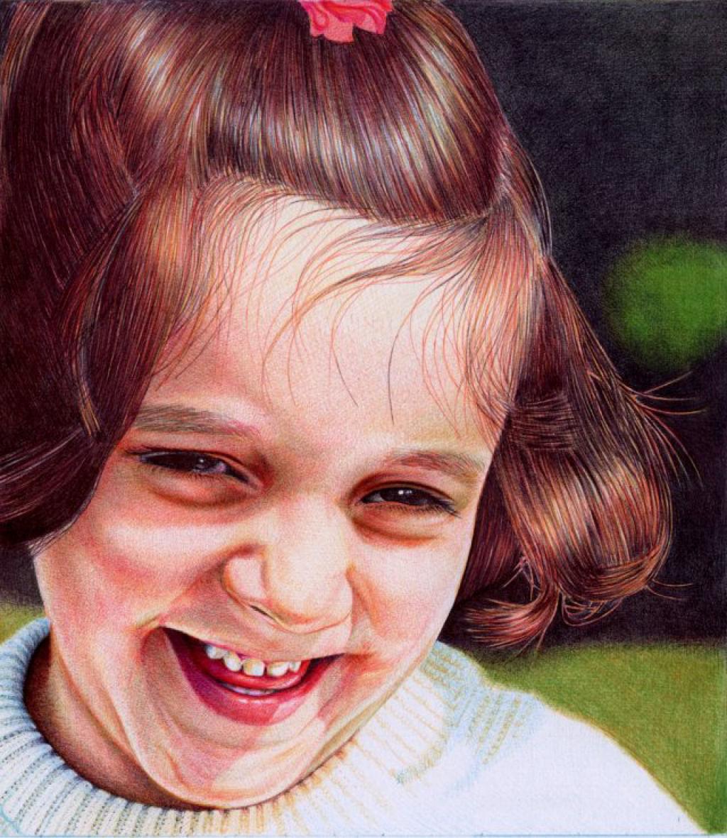 Outras incríveis pinturas feitas com caneta Bic de Samuel Silva 09