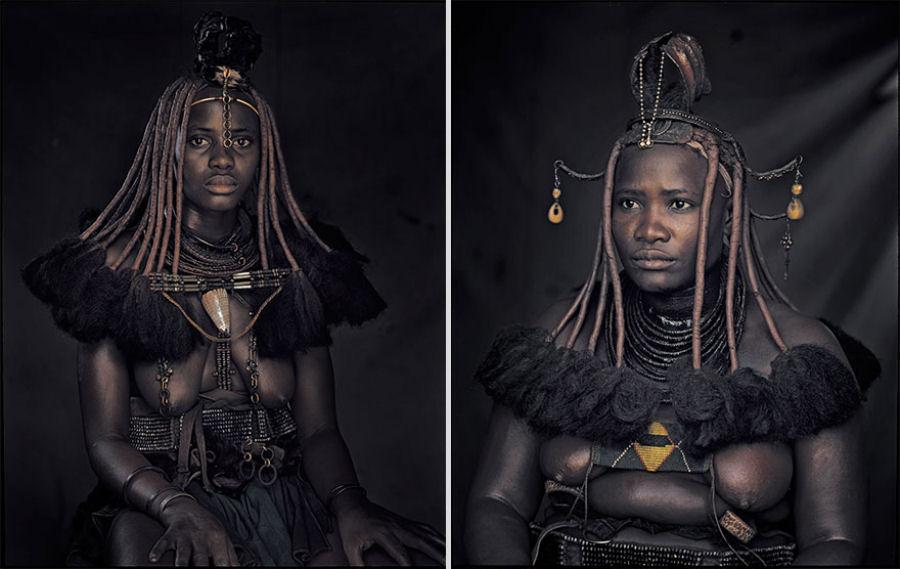 A vida de tribos que estão desaparecendo pelo mundo 05