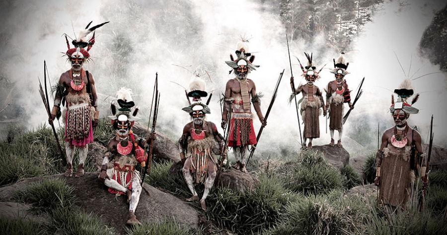 A vida de tribos que estão desaparecendo pelo mundo 10