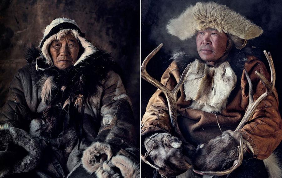 A vida de tribos que estão desaparecendo pelo mundo 14