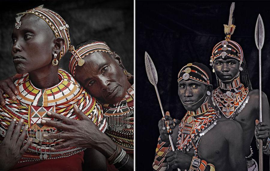 A vida de tribos que estão desaparecendo pelo mundo 26