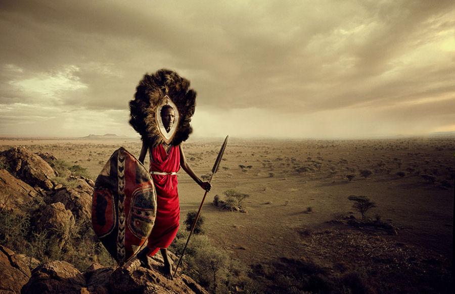 A vida de tribos que estão desaparecendo pelo mundo 43