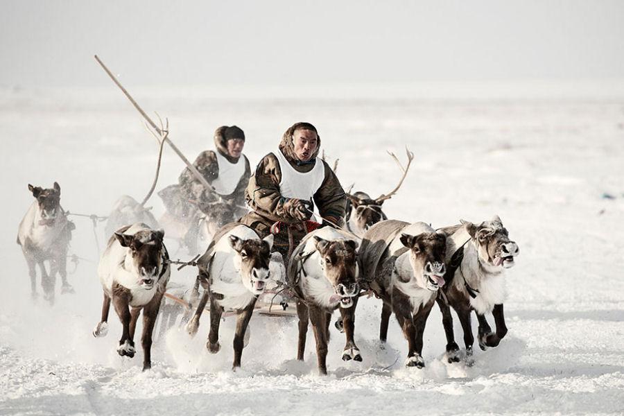 A vida de tribos que estão desaparecendo pelo mundo 45