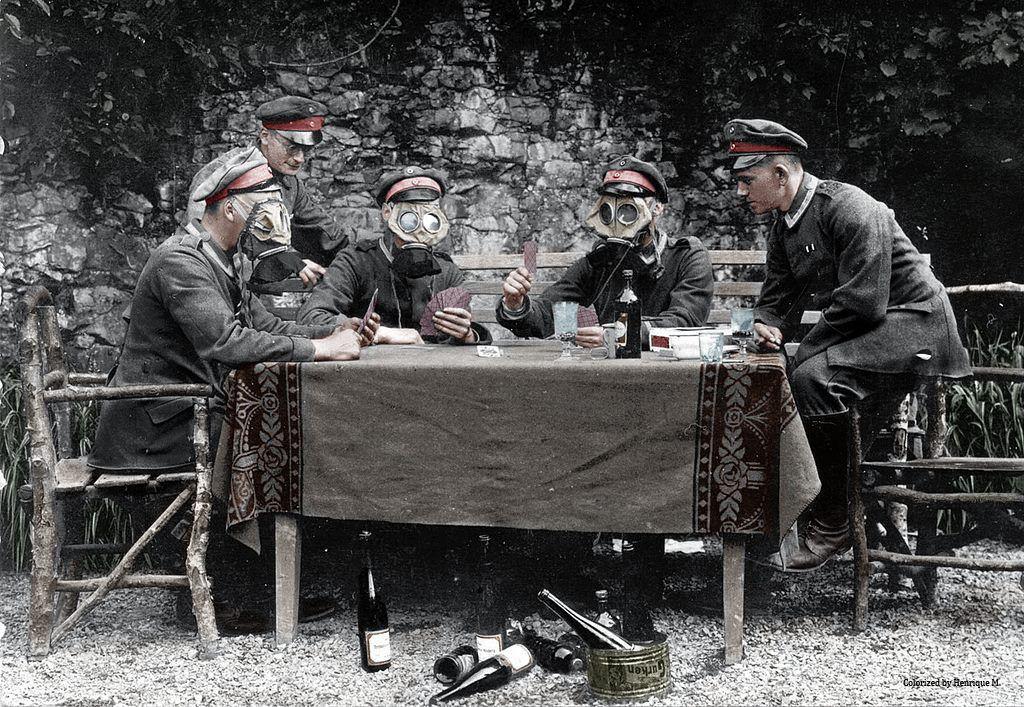Fotos colorizadas trazem Primeira Guerra à vida 11