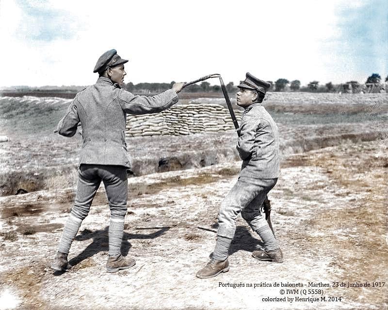 Fotos colorizadas trazem Primeira Guerra à vida 22