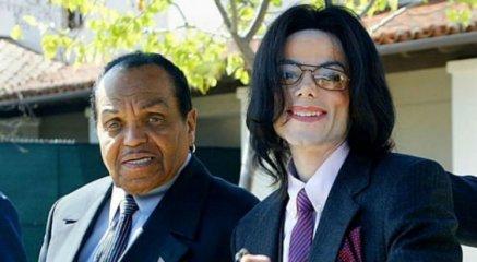 Joe Jackson e Michael Jackson