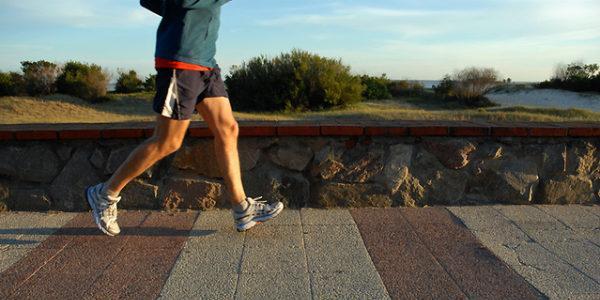Imagem de homem correndo (Foto: Free Images)