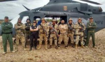 Equipes do Bepi e Polícia Federal participaram da ação