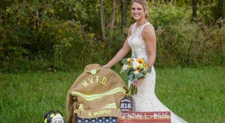 cas 4 748 - Mulher 'se casa' com noivo morto
