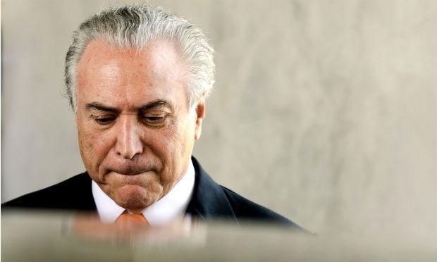 """Segundo interlocutores de Temer, """"pegou muito mal"""" a declaração de Moraes por diversas razões / Foto: Agência Brasil"""