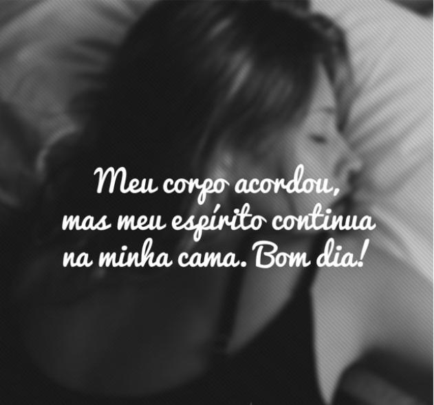 Frases Engraçadas De Bom Dia Para Compartilhar No Facebook