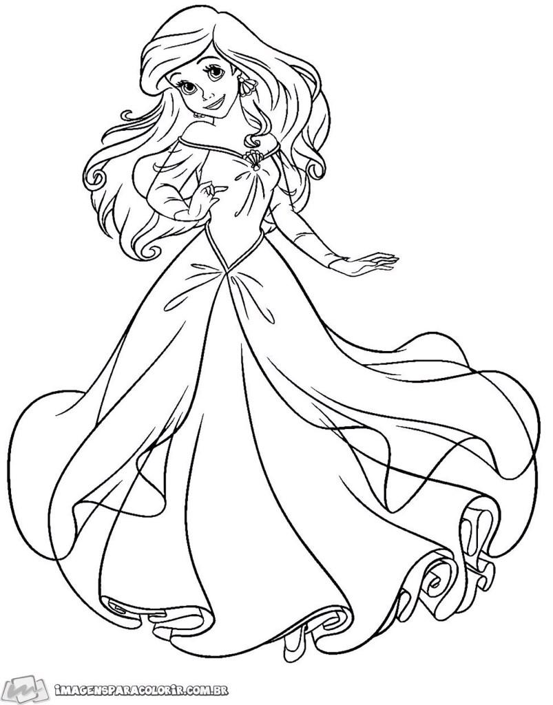 Pequena Sereia - Ariel