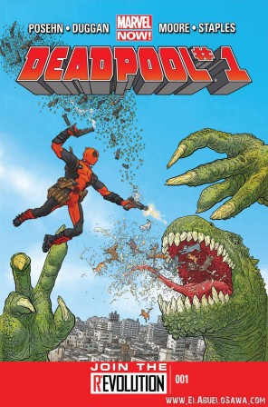 Deadpool Volumen 5 [45/45] Español