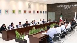 Analizan posponer elección de alcaldes en Hidalgo por Covid-19