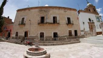 Muros que cuentan la mágica historia de Villa García
