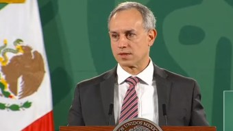 México parece haber evitado la tercera ola de contagios de Covid-19: López-Gatell