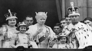 Un día como hoy, coronaron al Rey Jorge VI del Reino Unido, padre de Isabel II