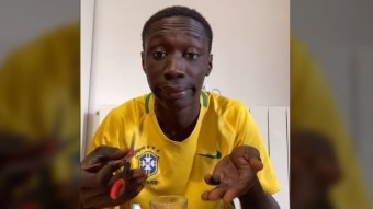 ¿Quién es Khabane Lame, el tiktoker que se volvió viral sin decir una palabra?