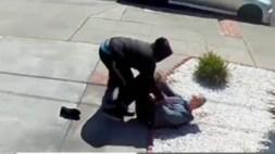 Niño de 11 años golpea y asalta a un abuelito asiático en California