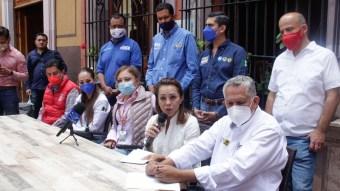 Elecciones Zacatecas 2021: Respalda Josefina Vázquez Mota a la candidata Claudia Anaya