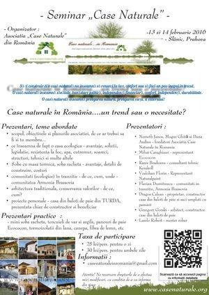 seminar case naturale
