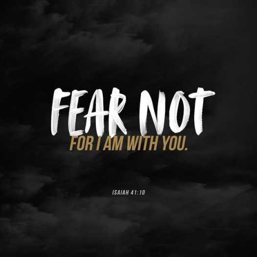 Isaiah 41:10 ESV