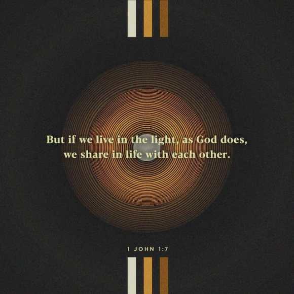 1 John 1:7 CEV