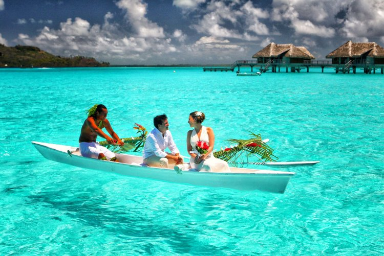 bora bora wedding destination