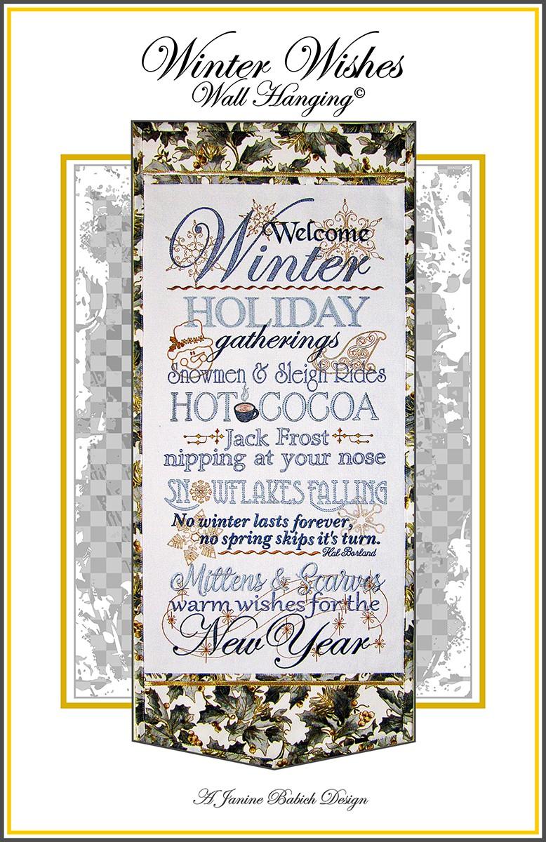 Winter Wishes By Babich Janine