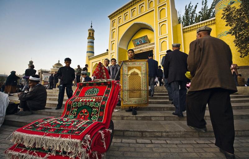 Rondreis ZIJDEROUTE - 65 dagen; Van Tbilisi naar Beijing