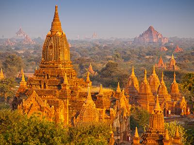 ReisKnaller: Myanmar - 15 dagen; Het gouden land