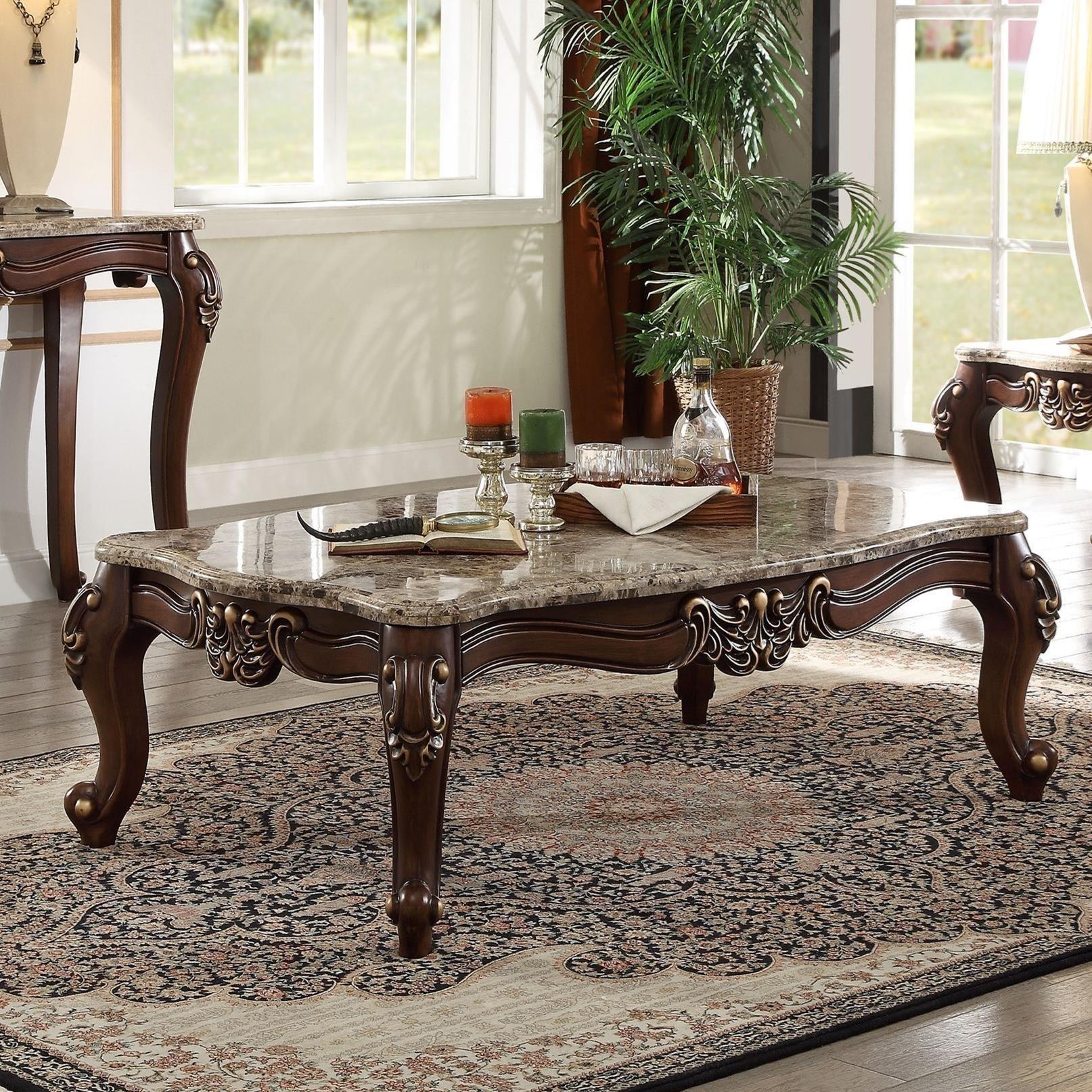 mehadi coffee table
