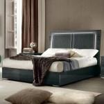 Versilia Modern King Bed