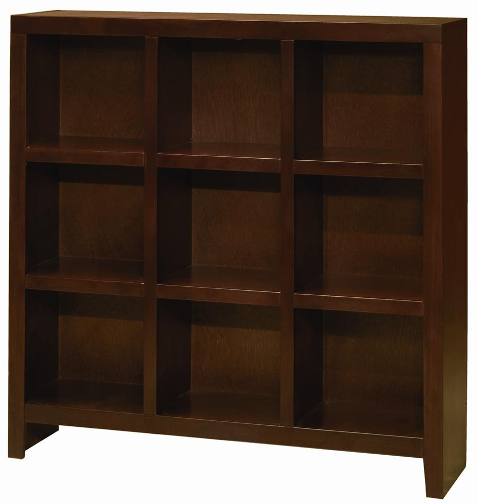 Aspen Essentials Lifestyle 49 By 49 Inch Cube Bookcase
