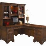 Aspenhome Richmond L Shaped Computer Desk And Return With Hutch Wayside Furniture L Shape Desks