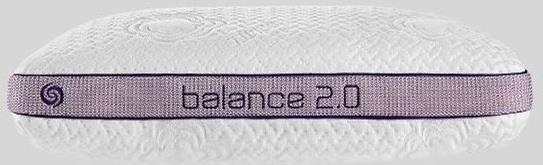 balance balance 2 0 performance back pillow by bedgear at pilgrim furniture city