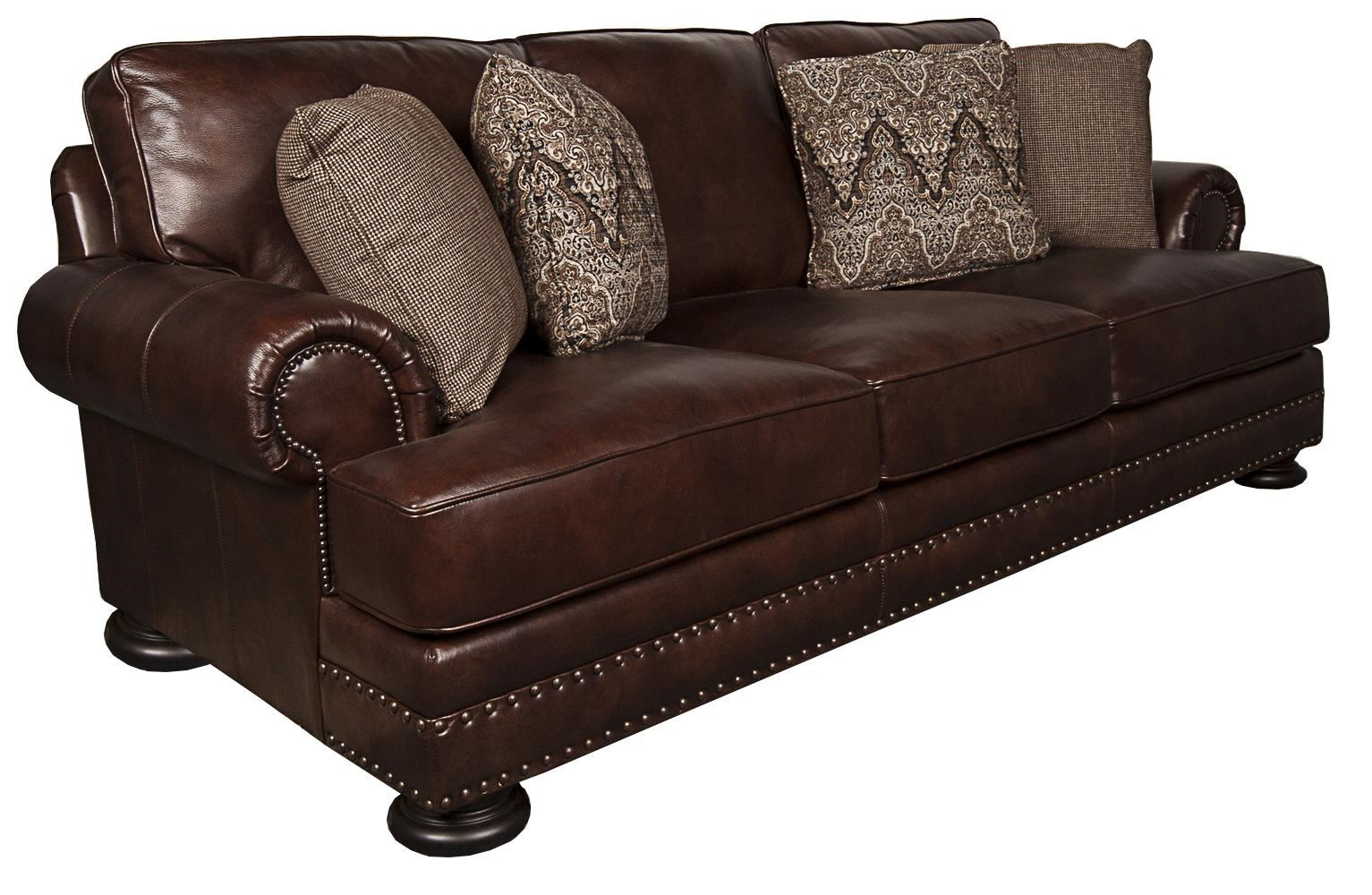 bernhardt foster 100 leather sofa morris home sofas