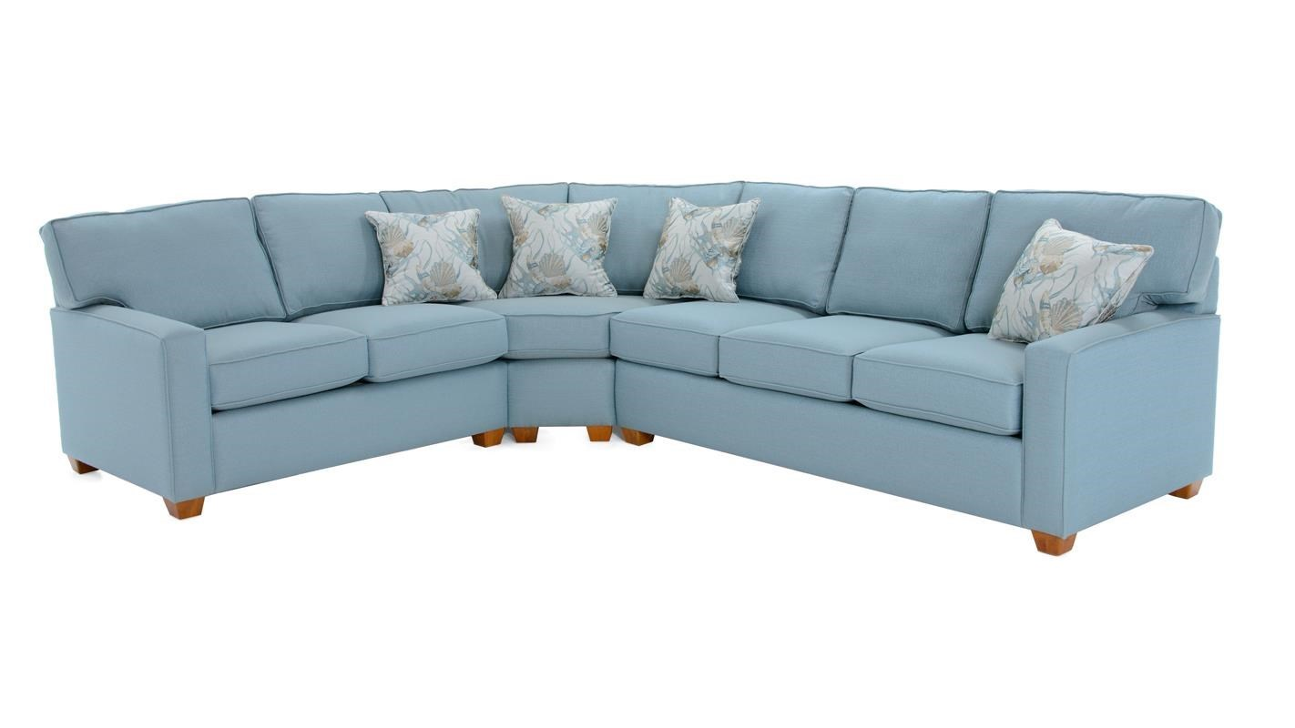145 sect 1 three piece sectional sofa