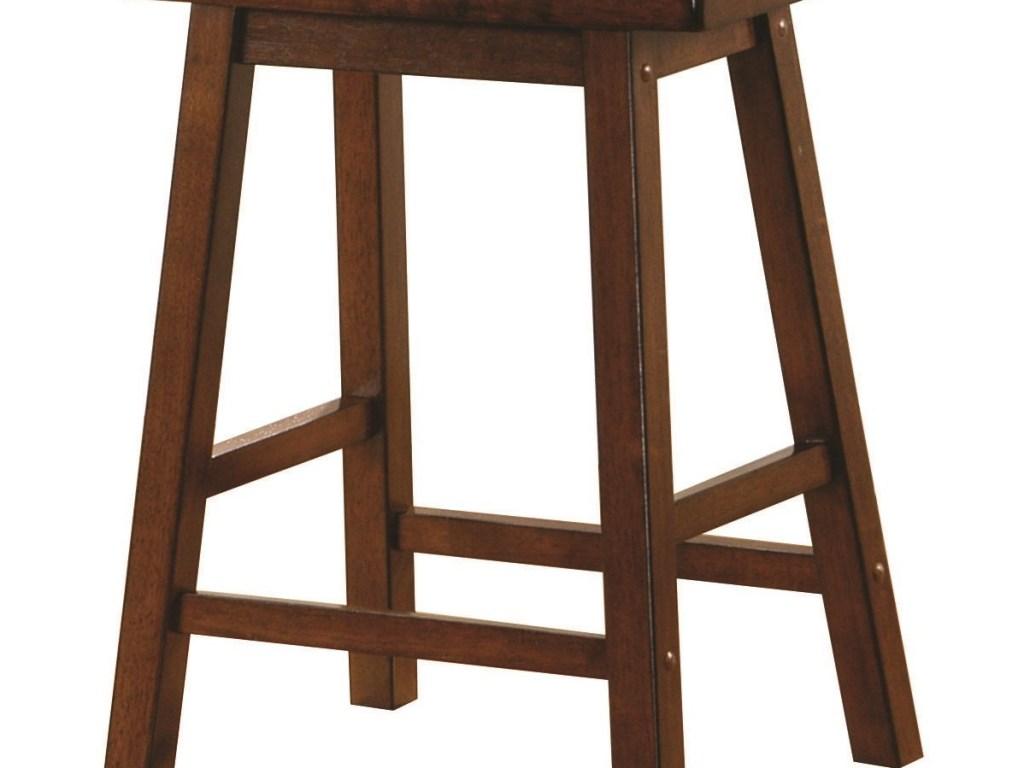 Coaster Dining Chairs And Bar Stools 24 Wooden Bar Stool