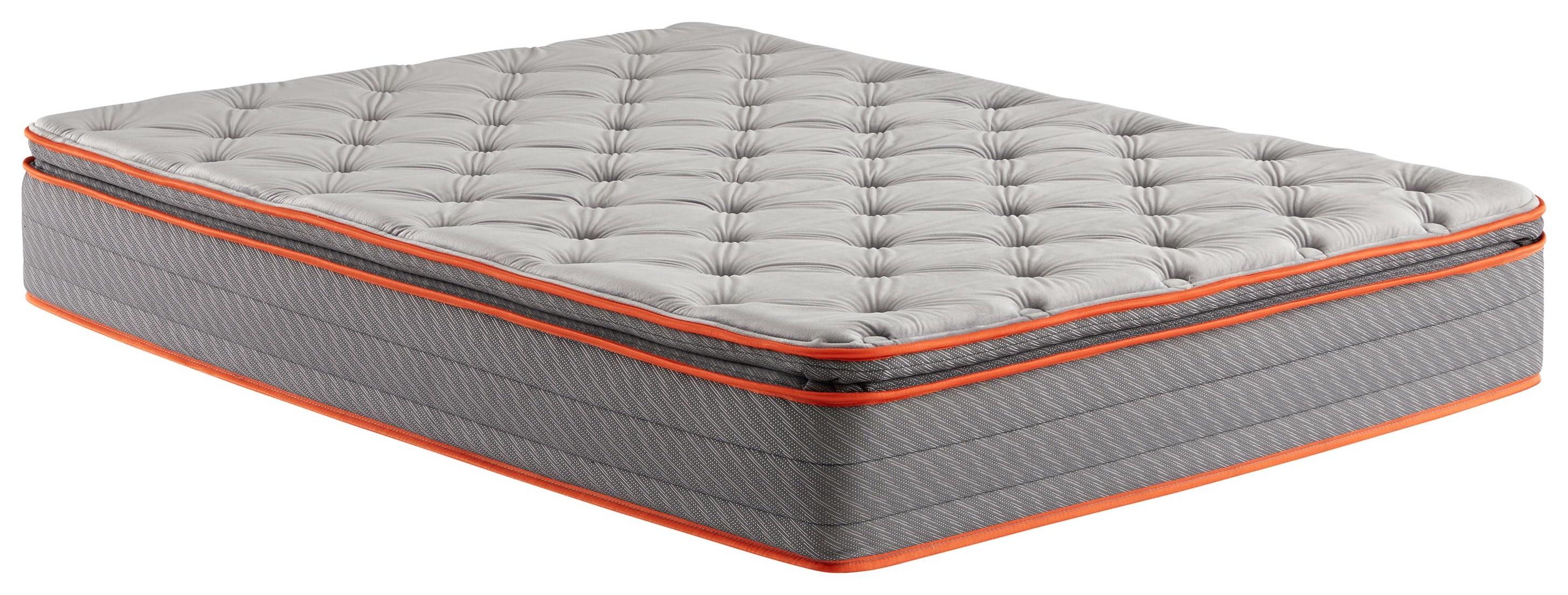 land park king medium firm pillow top mattress