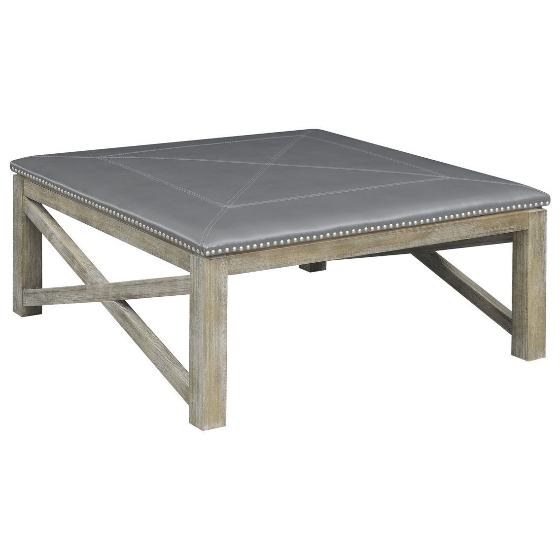 laney upholstered coffee table by emerald at wilson s furniture