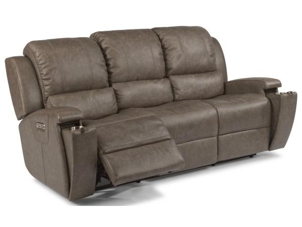 Contemporary Power Recliner Sofa Www Gradschoolfairs Com