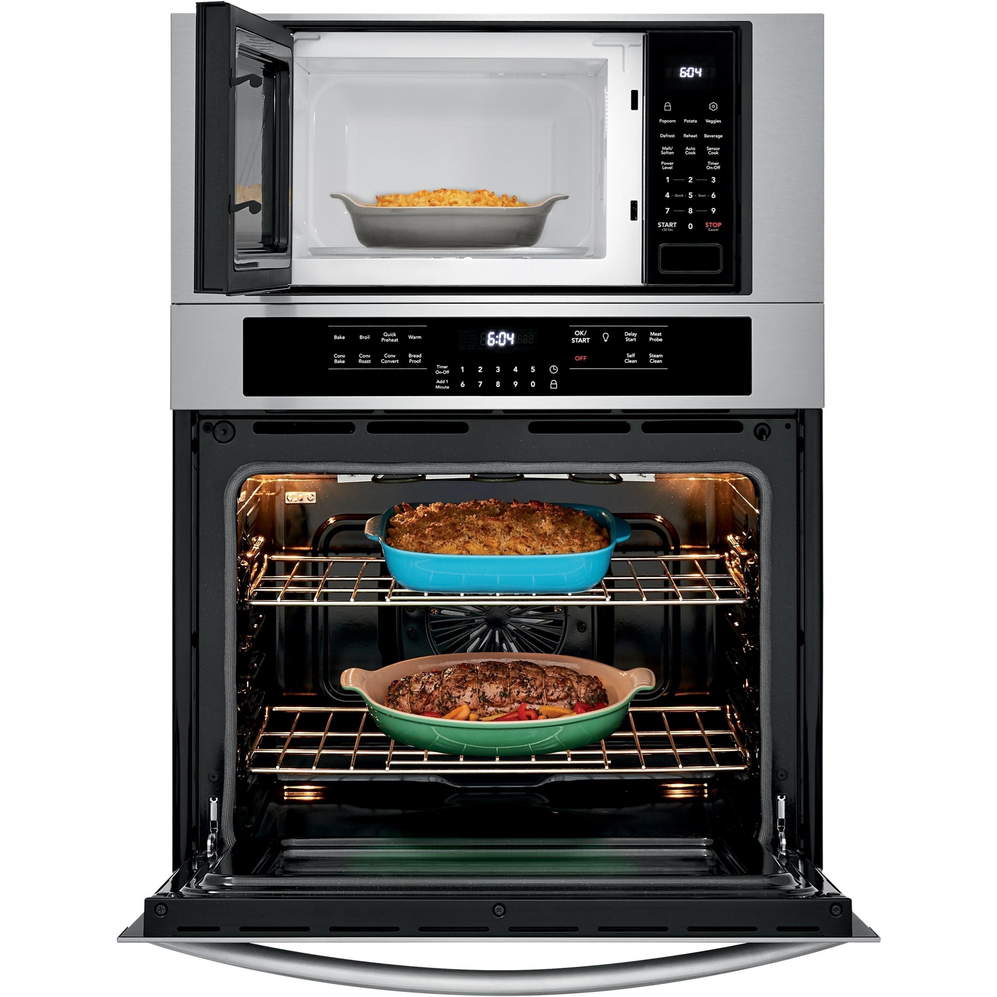 frigidaire 30 electric wall oven