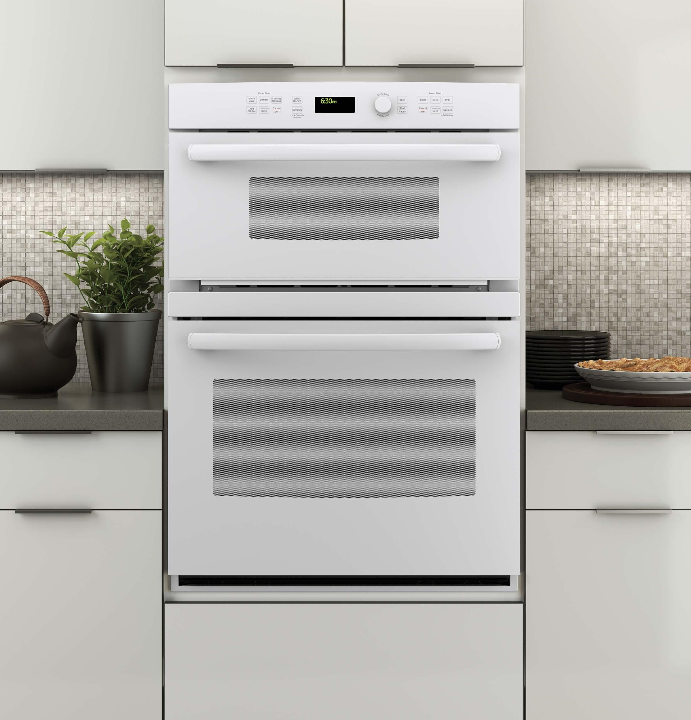 electric wall ovens profile 30 built in combination oven